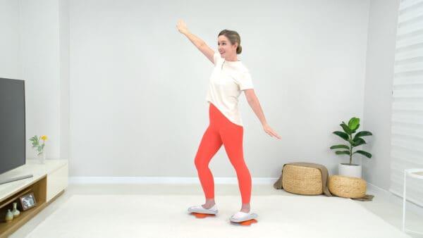 Fitnessgerät für alle Körperteile