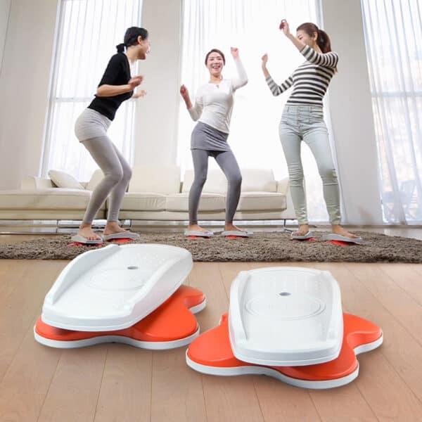Fitnessgerät für alle Körperpartien