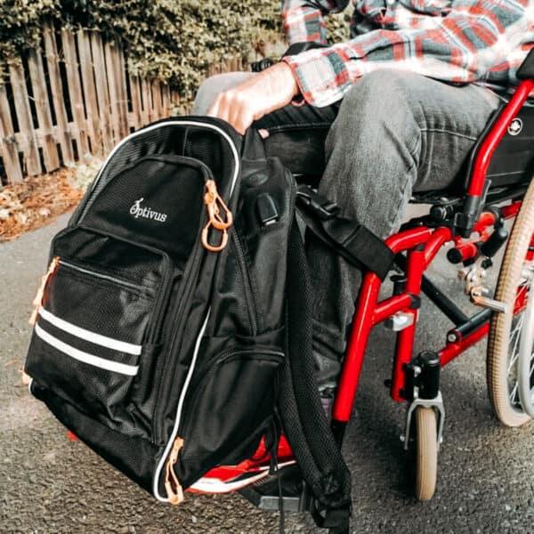 Rollstuhlrucksack