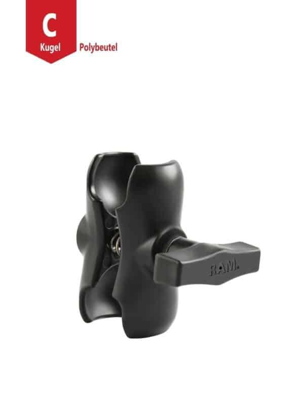 Smartphonehalter Rollstuhl- Verbindungsarm mittel