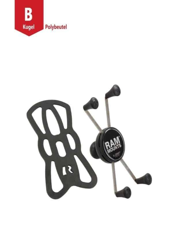RAM Mounts Halteklammer für Smartphones II für Rollstuhl