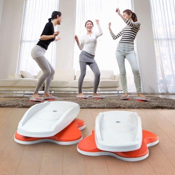 Fitnessgerät für den ganzen Körper, Zuhause einsetzbar